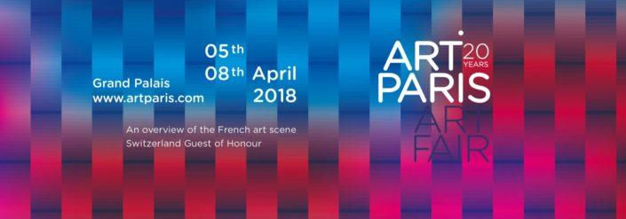 Art Paris Art Fair 2018 Munich - Sigrid Gloerfelt - Sigrid Glöerfelt BLOG
